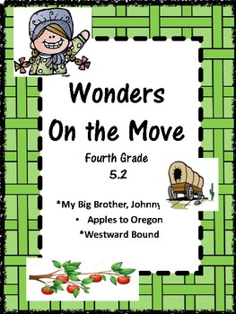Wonders:  Grade 4 Unit 5.2 On the Move