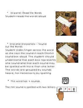 Wonders Grade 5 Unit 4 Weeks 1-5 Spelling Tri-fold - Multisensory