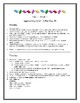 Wonders Guided Reading Lesson Plans for Unit 1