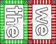 Wonders High Frequency/Sight  Word Play Dough Mats for  Ki