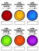 Wonders High Frequency Word Checklist Kindergarten