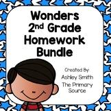 Wonders Homework Bundle