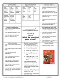 Wonders I Can Statements for Students