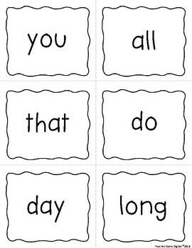 Wonders Interactive Word Wall - Sight Word Resource - Kindergarten