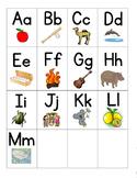 Wonders Kindergarten ABC Phonics Folder (minis)