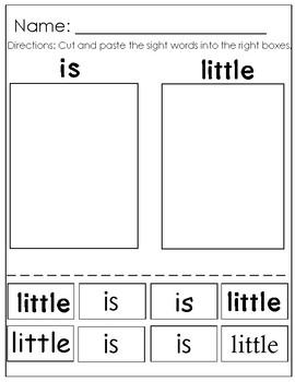 Wonders Kindergarten Centers/Worksheets Unit 6 Week 1 Mama Is It Summer Yet?