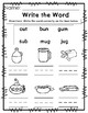 Wonders Kindergarten Centers/Worksheets Unit 7 Week 1 Zoo Borns