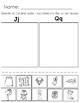Wonders Kindergarten Centers/Worksheets Unit 8 Week 1