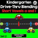 WONDERS Kindergarten Drive-Thru Blending: Unit 3