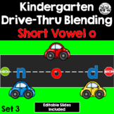 WONDERS Kindergarten Drive-Thru Blending: Unit 4
