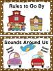 Wonders Kindergarten Focus Wall Unit 3