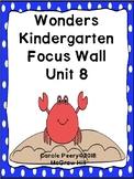 Wonders Kindergarten Focus Wall Unit 8