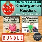 Wonders Kindergarten Guided Readers Units 1-10 BUNDLE