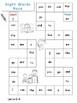 Wonders Kindergarten High Frequency Words Board Games
