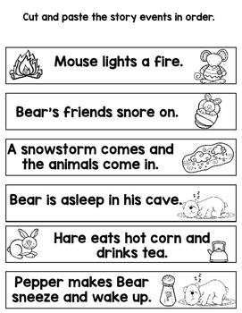 Wonders Kindergarten Interactive Journal Unit 7-Week 3