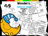 Wonders Kindergarten Interactive Journal Unit 8-Week 3