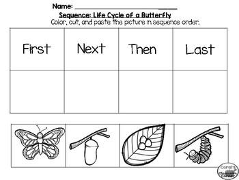 Wonders Kindergarten Interactive Journal Unit 9-Week 3