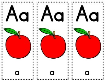 Wonders Kindergarten Letter and Sound Flashcards