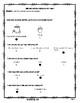 Wonders Kindergarten Reading Test Unit 4 Week 1-3 with Answer Keys