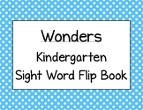 Wonders Kindergarten Sight Word Take Home List