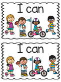 Wonders Kindergarten Smart Start I Can Book