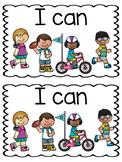 Wonders Kindergarten Smart Start I Can Book