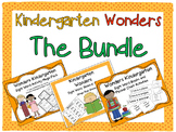 Wonders Kindergarten:  The Bundle!