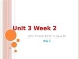 Wonders Kindergarten Unit 3 Week 2