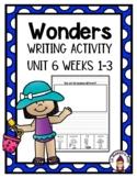 Wonders Kindergarten Unit 6 Weather for All Seasons