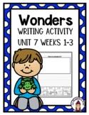Wonders Kindergarten Unit 7 The Animal Kingdom
