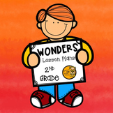 Wonders Lesson Plans - 2nd Grade - Unit 3