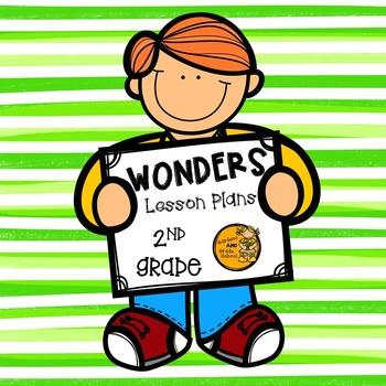 Wonders Lesson Plans - 2nd Grade - Unit 5