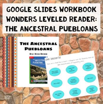 Wonders Leveled Reader Activity for Google Slides - Unit 3, Week 5