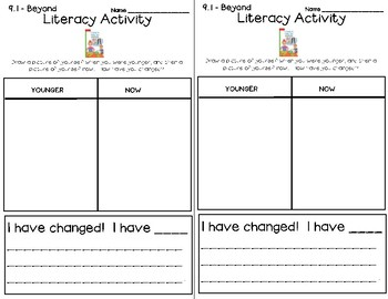 Wonders Leveled Reader Literacy Activities Unit 9