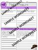 Wonders Leveled Reader Worksheets GRADE 6 - BUNDLE!!!