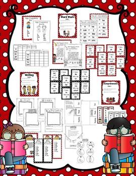 Wonders Literacy Activities for First Grade Start Smart Week 1