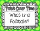Wonders McGraw Hill 1st Grade Essential Question Posters - Unit 3