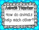 Wonders McGraw Hill 1st Grade Essential Question Posters - Unit 4