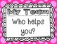 Wonders McGraw Hill 1st Grade Essential Question Posters - Unit 6
