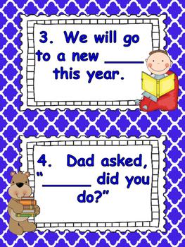 Wonders McGraw-Hill 1st Grade Unit 1 Week 1 Literacy Activities