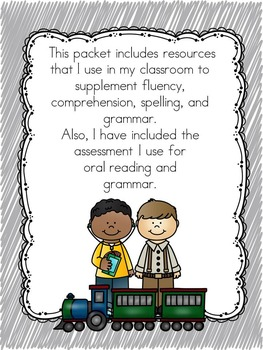 Wonders McGraw-Hill 1st Grade Unit 3 Week 4 Literacy Activities