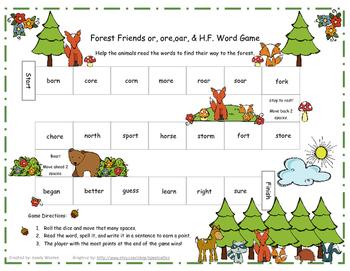 Wonders McGraw Hill 1st Grade Unit 5 Spelling & Phonics Games