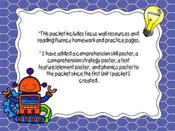 Wonders McGraw-Hill 1st Grade Unit 5 Week 3 Supplemental Focus Wall