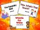 Wonders McGraw-Hill 1st Grade Unit 5 Week 4 Supplemental Focus Wall
