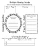 Wonders McGraw Hill 2nd Grade Close Reading (Workshop Book) - Unit 5