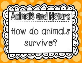 Wonders McGraw Hill 2nd Grade Essential Question Posters - Unit 2