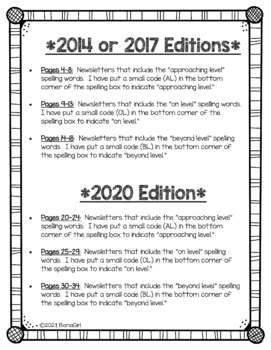 Wonders McGraw Hill 2nd Grade Newsletter/Study Guide - Unit 2 (Weeks 1-5)