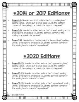Wonders McGraw Hill 2nd Grade Newsletter/Study Guide - Unit 6 (Weeks 1-5)