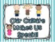 Wonders McGraw Hill 2nd Grade Weekly Concept Posters - Unit 4