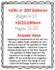 Wonders McGraw Hill 3rd Grade Close Reading (Literature Anthology Book) - Unit 2